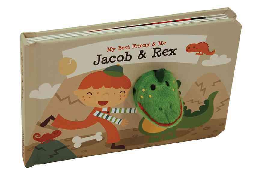Jacob & Rex By Wehrmeijer, Annelien/ Van De Liejgraaf, Deborah (ILT)