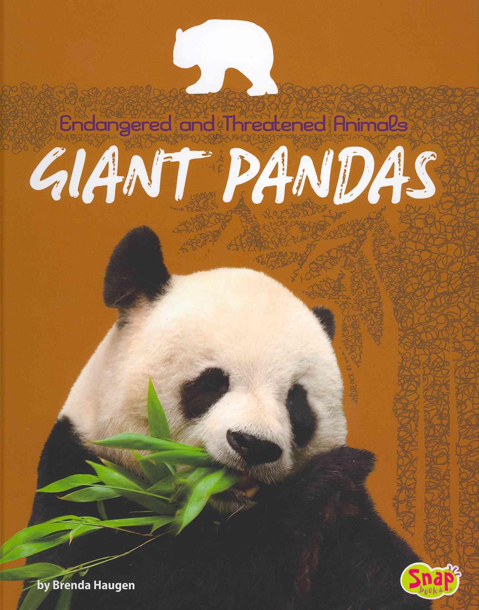 Giant Pandas By Haugen, Brenda